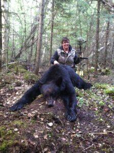 Carrie Watson bear
